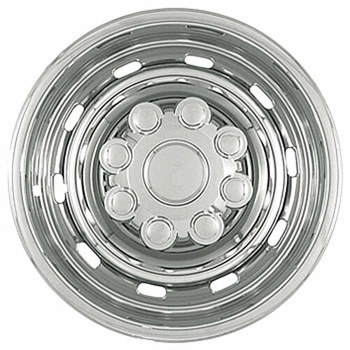 "03'-12' Dodge Ram 3500 Wheel Skins - Wheel Covers 17"" Hubcaps"