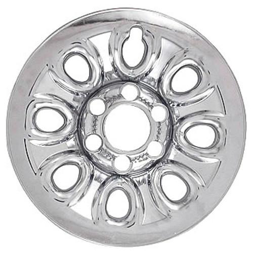 "04'-13' Chevrolet Silverado Wheel Skins - Covers Hubcaps 17"""