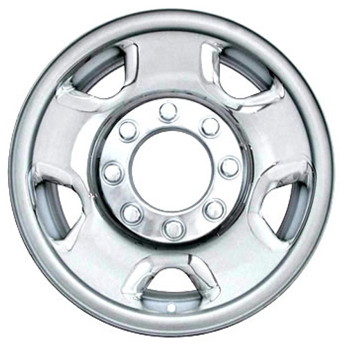 2005-2010 Ford F350 Wheel Skins Chrome 17 inch Truck Wheelcovers