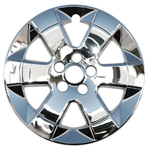 "04' - 09' Toyota Prius Chrome Wheelskins for 15"" Styled Alloy Wheels"
