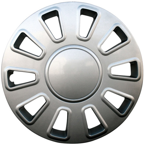 13' 14' Fusion Hubcap 16 inch Chrome Finish Replacement ...
