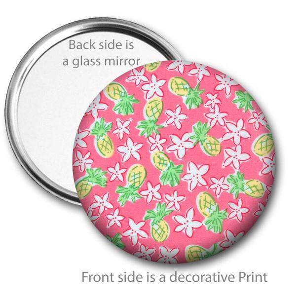 Pineapple Passion Pocket Mirror