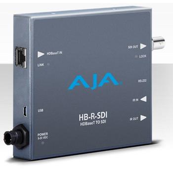 AJA HB-R-SDI HDBaseT to SDI Receiver