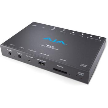 AJA HELO H.264 Streamer & Recorder