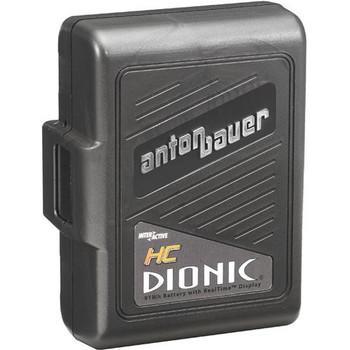 Anton Bauer DIONIC-HC Lithium-Ion Battery