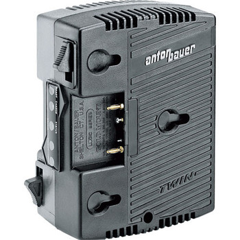 Anton Bauer TWIN 60-watt Two Position Portable Quick Charger