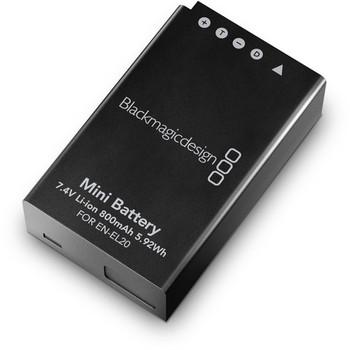 Blackmagic Design BMPCCASSBATT Pocket Cinema Camera Battery