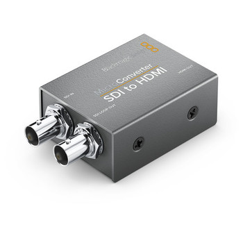 Blackmagic Design CONVCMIC/SH/WPSU Micro Converter SDI to HDMI with Power Supply