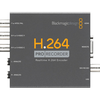 Blackmagic Design VIDPROREC H.264 PRO Recorder