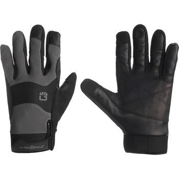 Bright Tangerine B1300.1006 ExoSkin Leather Armour Gloves (L)