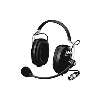 Clear-Com CC-60 Double-Ear General Purpose Intercom Headset