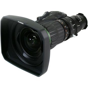 "Fujinon XS13X3.3BRM-M 1/2"" 13x High Definition Wide-Angle Lens for XDCAM HD Cameras, Manual Focus, Servo Zoom"