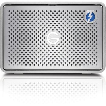 G-Technology 0G04085 G-RAID 8TB 2-Bay Thunderbolt 2 RAID Array (2 x 4TB)
