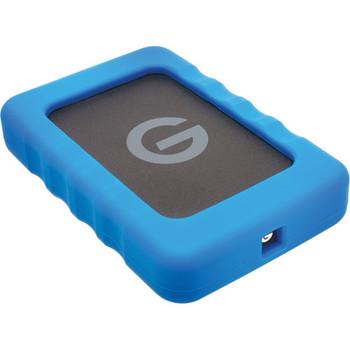 G-Technology 0G04101 1TB G-DRIVE ev RaW USB 3.1 Gen 1 Hard Drive with Rugged Bumper