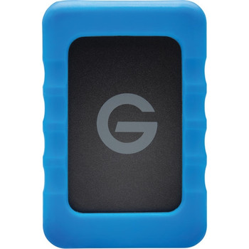 G-Technology 0G04101 1TB G-DRIVE ev RaW USB 3.1 Gen 1 Hard Drive with Rugged Bumper