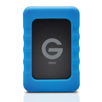 G-Technology 0G04759 1TB G-DRIVE ev RaW USB 3.1 Gen 1 SSD with Rugged Bumper