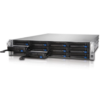 G-Technology 0G04921 G-Rack 12 72TB 12-Bay SAS NAS Server (12 x 6TB)