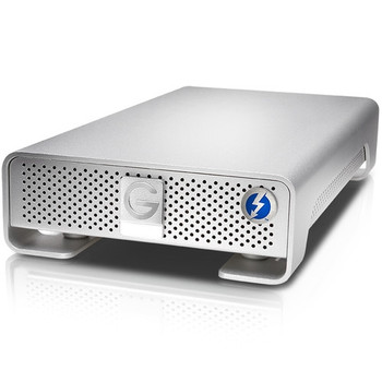 G-Technology 0G04996 8TB G-DRIVE with Thunderbolt