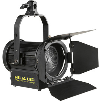 iKan HF40 Helia 40W Bi-Color LED Fresnel Light