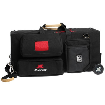 JVC CT-C800BSW Travel Camera Case for JVC Compact Shoulder Cameras