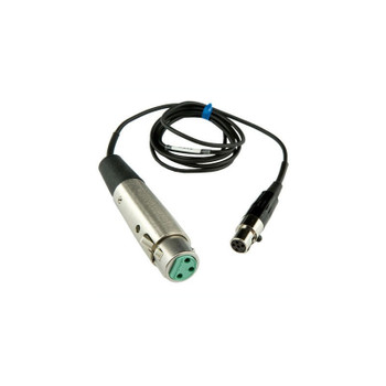 "Lectrosonics MC35 XLR-Female to TA5-Female Line Level Cable (37""/ 93.98cm)"