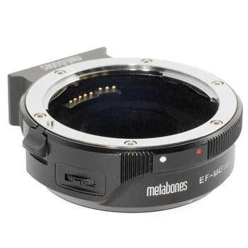 Metabones MB_EF-M43-BT2 T Smart Adapter for Canon EF or Canon EF-S Mount Lens to Select Micro Four Thirds-Mount Cameras