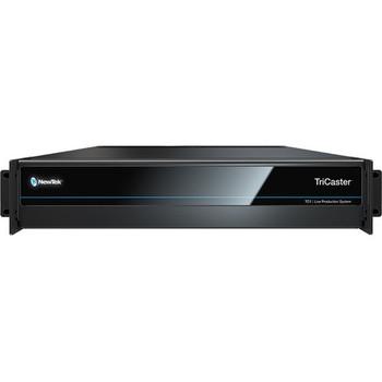 BSTOCK NewTek TriCaster TC1 (2 RU) Deluxe Bundle 16-Channel Video Switcher