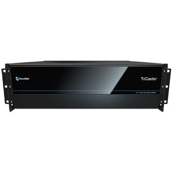 BSTOCK NewTek TriCaster TC1 (3 RU) 16-Channel Video Switcher