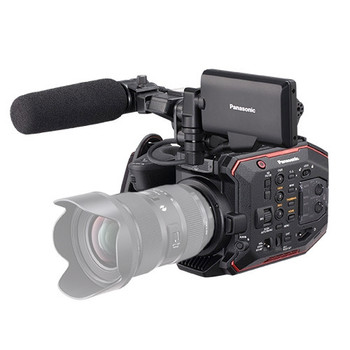Panasonic AU-EVA1 Compact 5.7K Super 35mm EF-Mount Cinema Camera