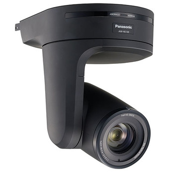 Panasonic AW-HE130 HD Integrated PTZ Camera (Black)