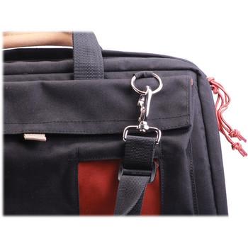 Portabrace CS-DV3R Mini-DV Camera Case (Black with Copper String)