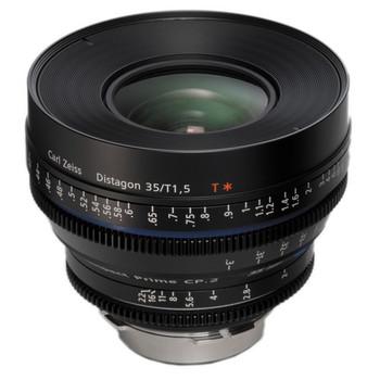 Zeiss 35mm EF Mount