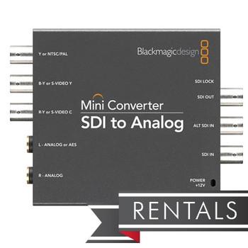 Blackmagic Design Converters