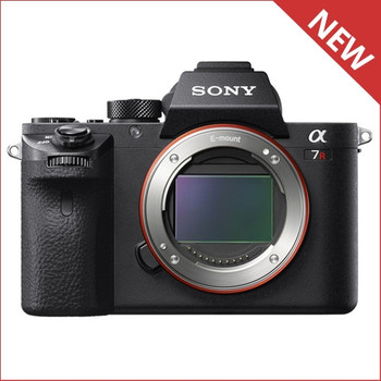 Sony Alpha a7RII Pro Package