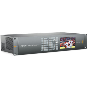 Blackmagic Design 2 M/E Broadcast Studio 4K