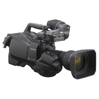 Sony HSC-300R Digital Triax Broadcast Camera