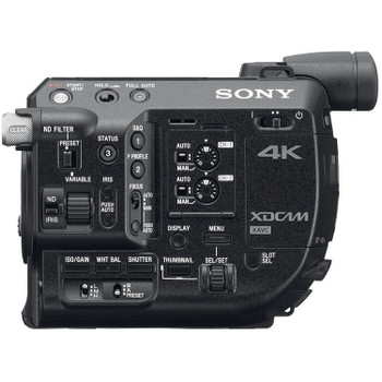 Sony PXW-FS5 4K XDCAM Super 35 Camera System (Body Only)