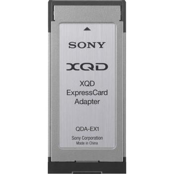 Sony QDAEX1/SC1 XQD ExpressCard Adapter