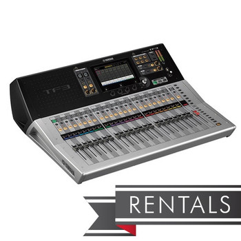 RENT Yamaha TF3 Digital Mixing Console