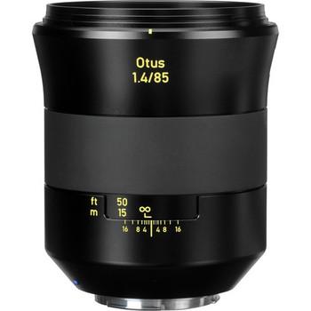 Zeiss 2040-292 Otus 85mm f/1.4 Apo Planar T* ZE Lens for Canon EF