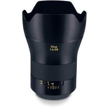 Zeiss 2102-182 Otus 28mm f/1.4 ZE Lens for Canon EF