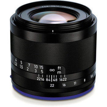 Zeiss 2103-748 Loxia 50mm f/2 Planar T* Lens for Sony E Mount