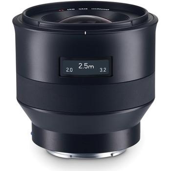 Zeiss 2103-750 Batis 25mm f/2 Lens for Sony E Mount