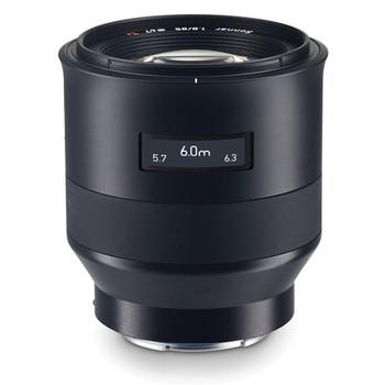 Zeiss 2103-751 Batis 85mm f/1.8 Lens for Sony E Mount