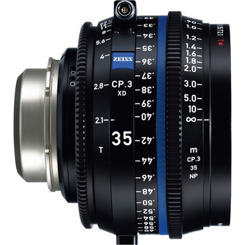 Zeiss 2177-894 CP.3 XD 35mm T2.1 Compact Prime Lens