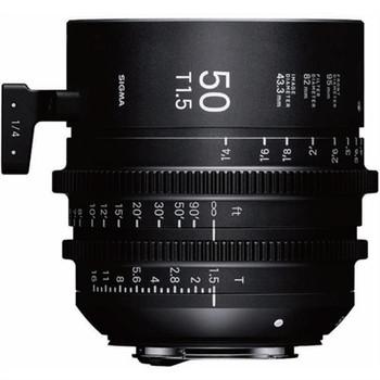 SIGMA 311966 50MM T1.5 FF HIGH-SPEED PRIME (EF MOUNT)