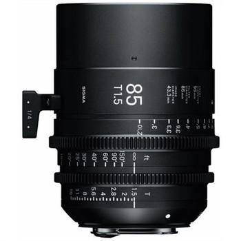 SIGMA 321966 85MM T1.5 FF HIGH-SPEED PRIME (EF MOUNT)