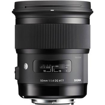 SIGMA 311306 50MM F/1.4 DG HSM ART LENS FOR NIKON F