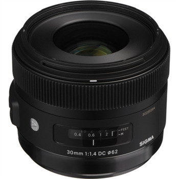 SIGMA 301205 30MM F/1.4 DC HSM ART LENS FOR SONY