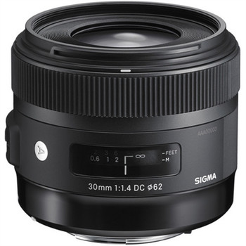 SIGMA 301110 30MM F/1.4 DC HSM ART LENS FOR SIGMA